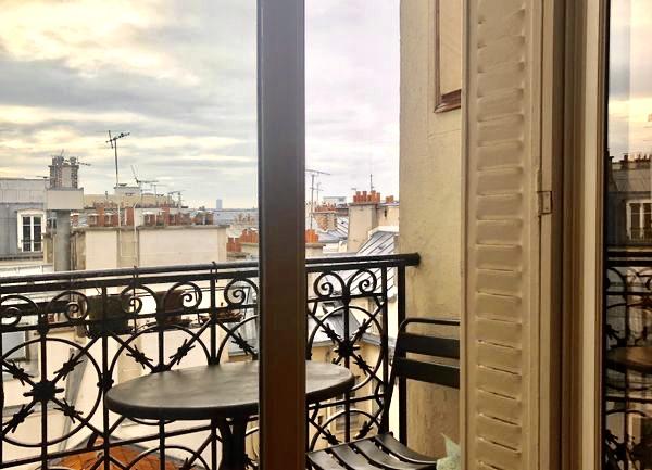 Chambre à louer en coloc à Paris 18eme arr