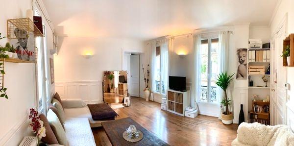 Chambre en colocation à Paris dans Beau Haussmannien 70m2