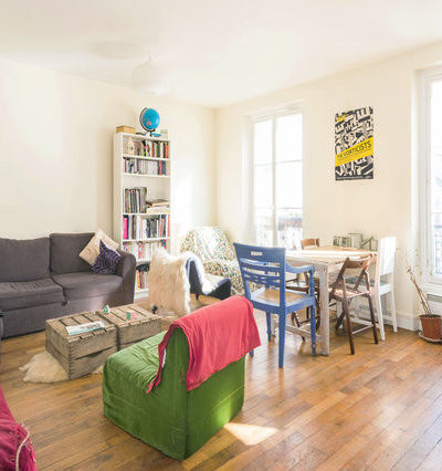 Appartements en colocation à Paris