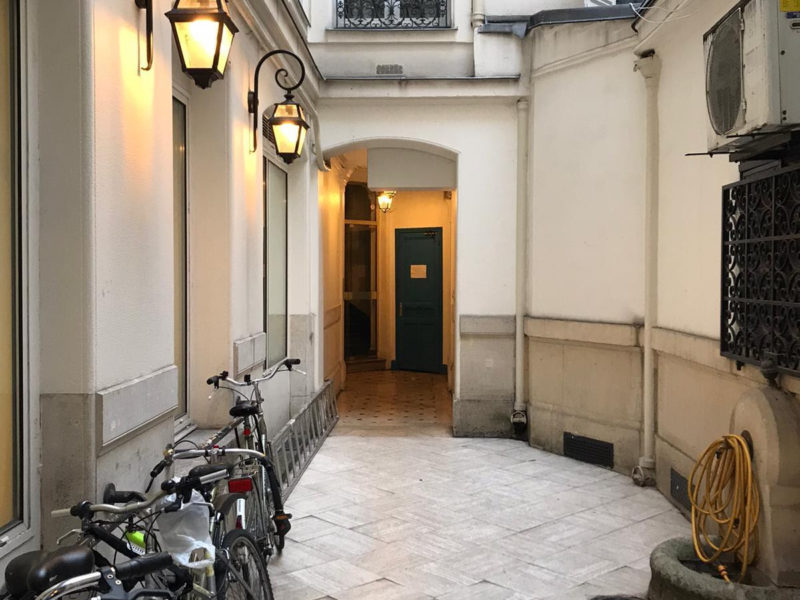 Appartement 3 pièces : 60 m² meublé