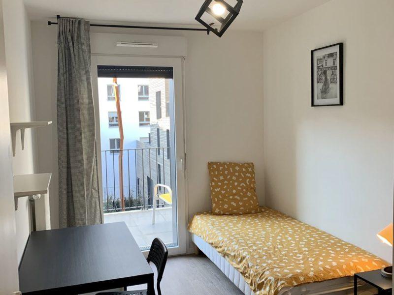 Coloc - meublée avec balcon - 1min métro13 Carrefour Pleyel