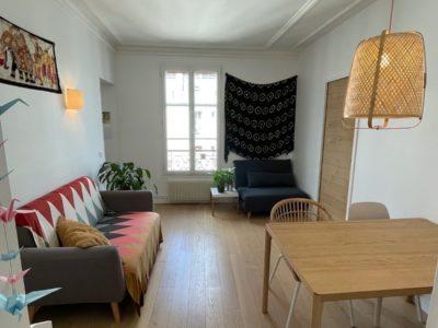 Colocation 1 chambre Paris 13e