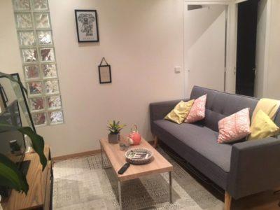 chambre cosy en plein <3 de Paris / quartier animé